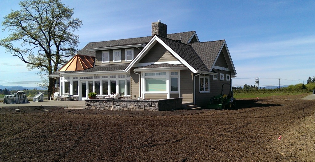 Stunning new construction home designs gallery for New home construction designs