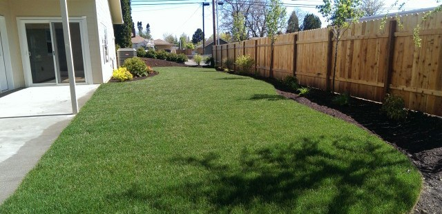 """We have been with summit landscape for 7-8 years. They do our home and  business. Travis and his crew do our weekly maintenance. - Yard Maintenance In Hillsboro, OR Summit Landscape, LLC"